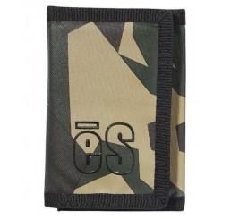 és Wallet Geldbörse Oldham Olive/Grey