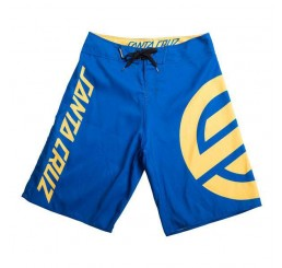 SANTA CRUZ Pant Boardshort Knot Deep Blue