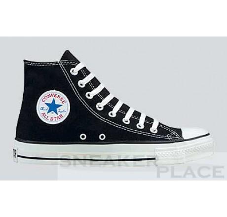 638f27f3ecf5 Converse Chuck Taylor All-Stars Hi black shoes