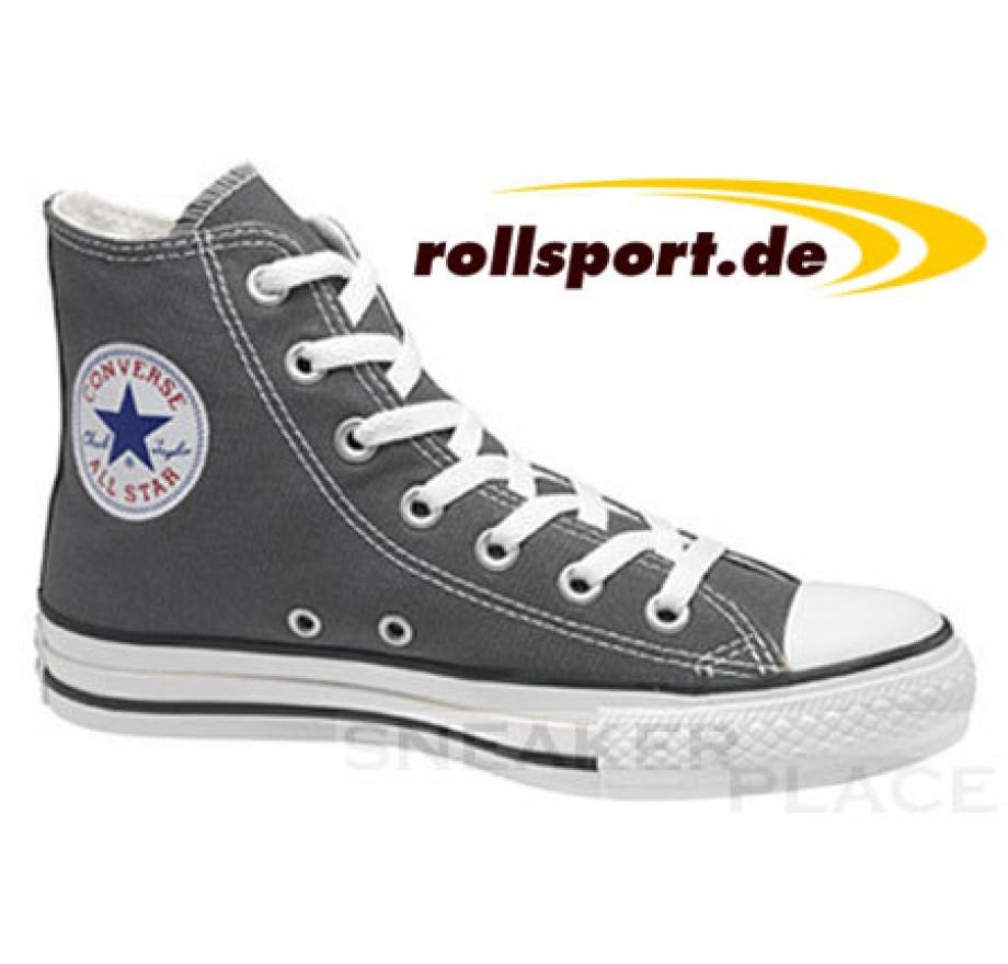 Taylor Charcoal Converse ChaussuresChucks Shoes HDWI2E9Y