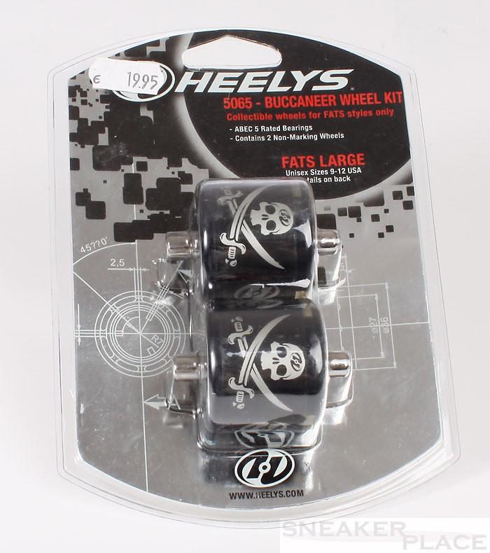 Heelys Replacement wheels Buccaneer Kit
