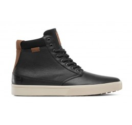 Etnies Jameson HTW black leather