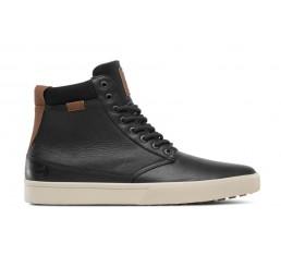 Etnies Jameson HTW black leather