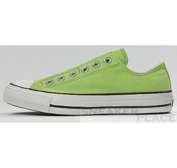 Converse AS Slip On can seas. green white shoes
