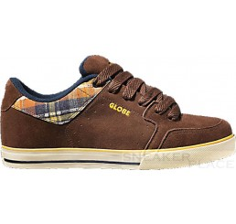 Globe Descent Skatershoes brown