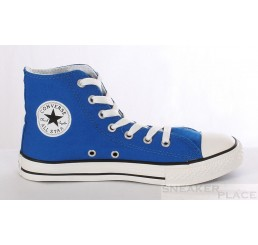 Converse Children Chucks All Star Hi Can skydiver blue