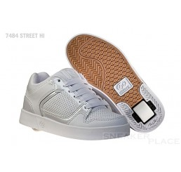 Heelys Street Lo shoes white