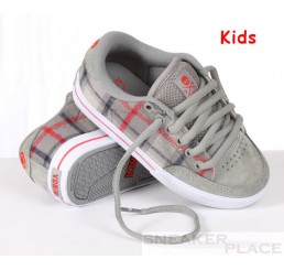 Circa AL 50 Lopez youth shoes dove/gray plaid