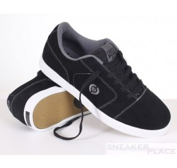 Circa The IV black/charcoal/white shoes