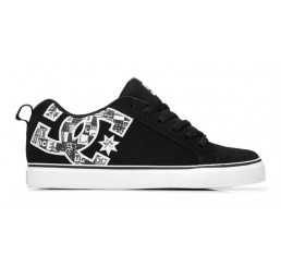 DC Court Vulc SE shoes men black