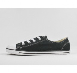 Converse All Star Dainty OX Tex black
