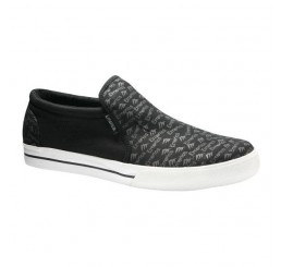Emerica Youths Slip On shoes Ridgemont black