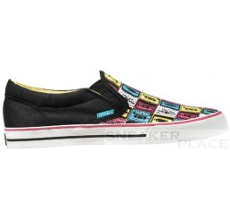 Globe Gotti shoes black/colorful