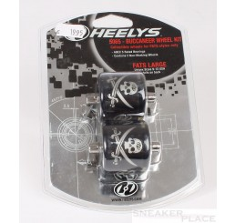 Heelys Replacement wheels Buccaneer Kit Large