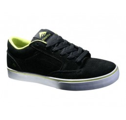 Emerica Jinx SMU black/lime skate shoes