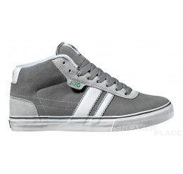 DVS Milan CT Mid Suede shoes grey