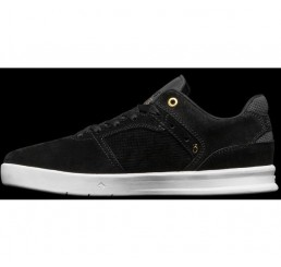 Emerica The Reynolds shoes black/white/gold