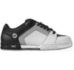 DVS Robson mens shoes white/black