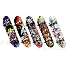 Techdeck G17 Fingerskateboard Sortiment - 5 pieces