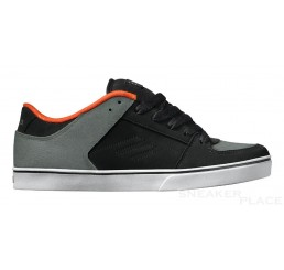 Emerica The Mob skater shoes black/grey/red
