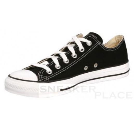 Converse One Star Ox Lea Leder blackwhite Schuhe